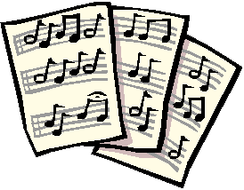 "Musical repertoire by ""Mozaika"" - Accompaniments for singer"